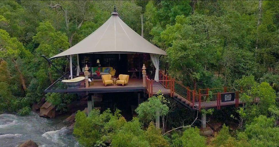 Lều nghỉ dưỡng