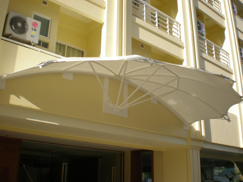 bạt căng ngoài trời canopy