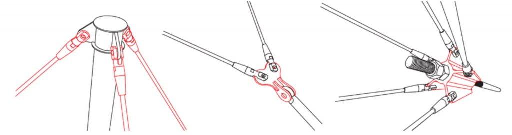 Chi tiết bạt căng kiến trúc 03 - Tie-down Head