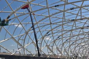 Thiết kế thi công ETFE 1