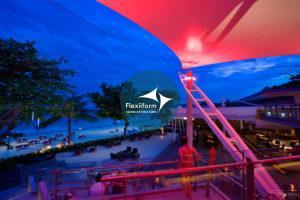 The Zea Ko Samet _bạt che mưa nắng nhà hàng biển 1