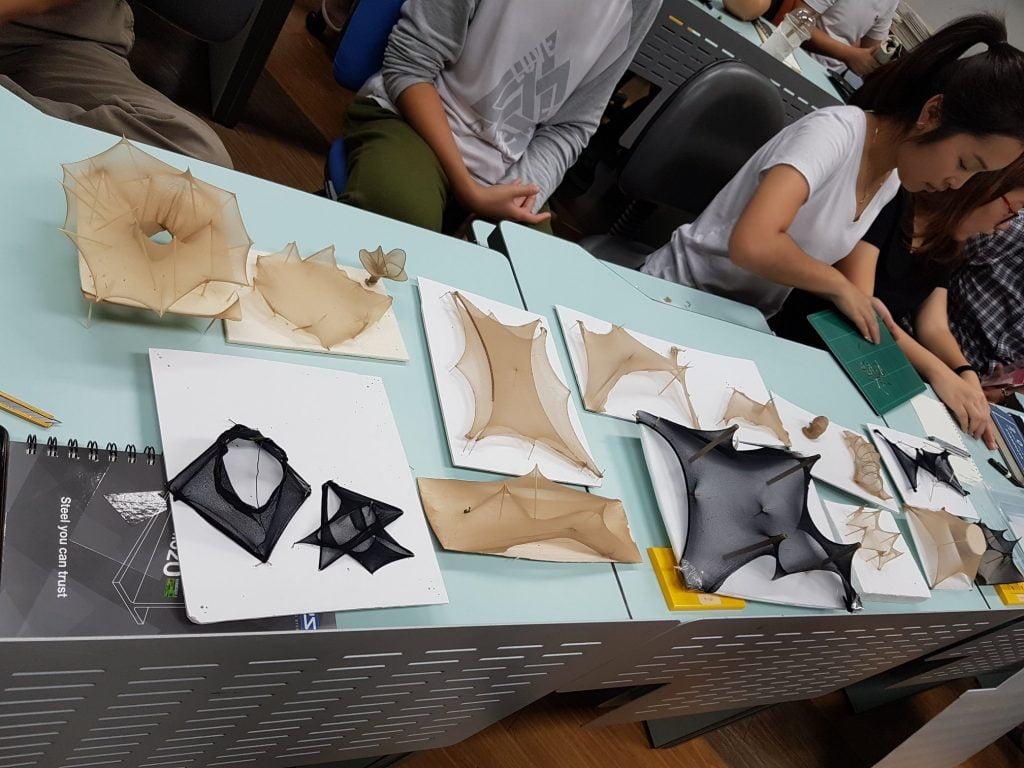 Thuyết trình đào tạo chuyên ngành mái che bạt căng 2 Flexiiform