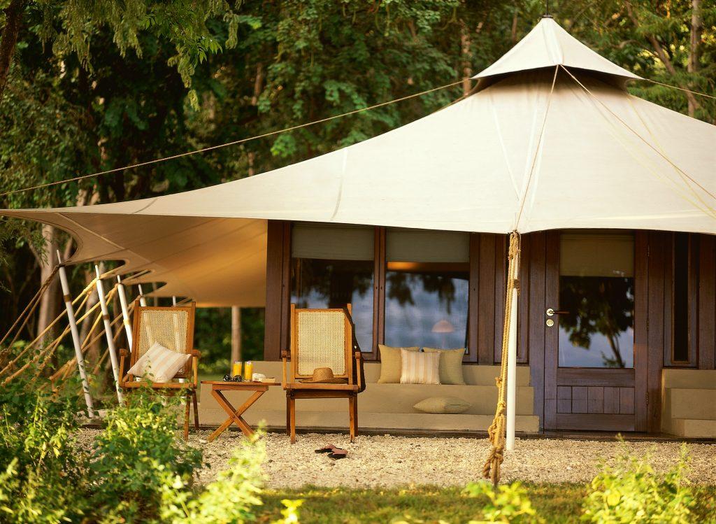 Nhà bạt căng dạng lều 2 Flexiiform