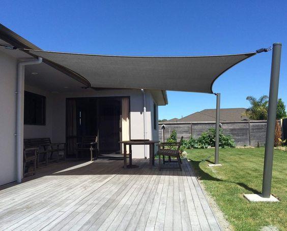 Mái che bạt căng canopy 7 Flexiiform