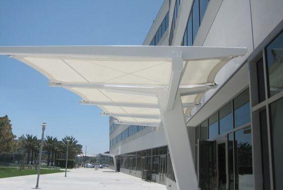 Mái che bạt căng canopy 3 Flexiiform