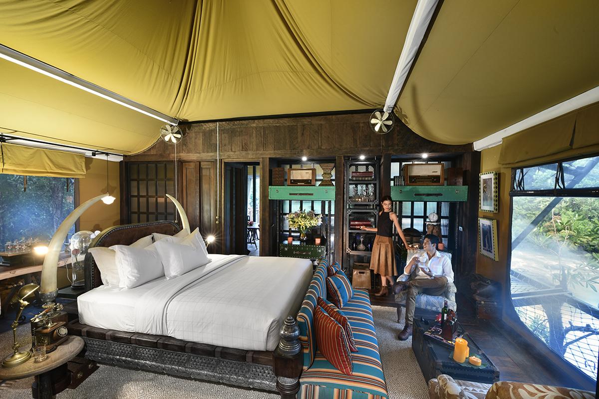 glamping tents-tented camp resorts-nha bat dang leu-Shinta 1