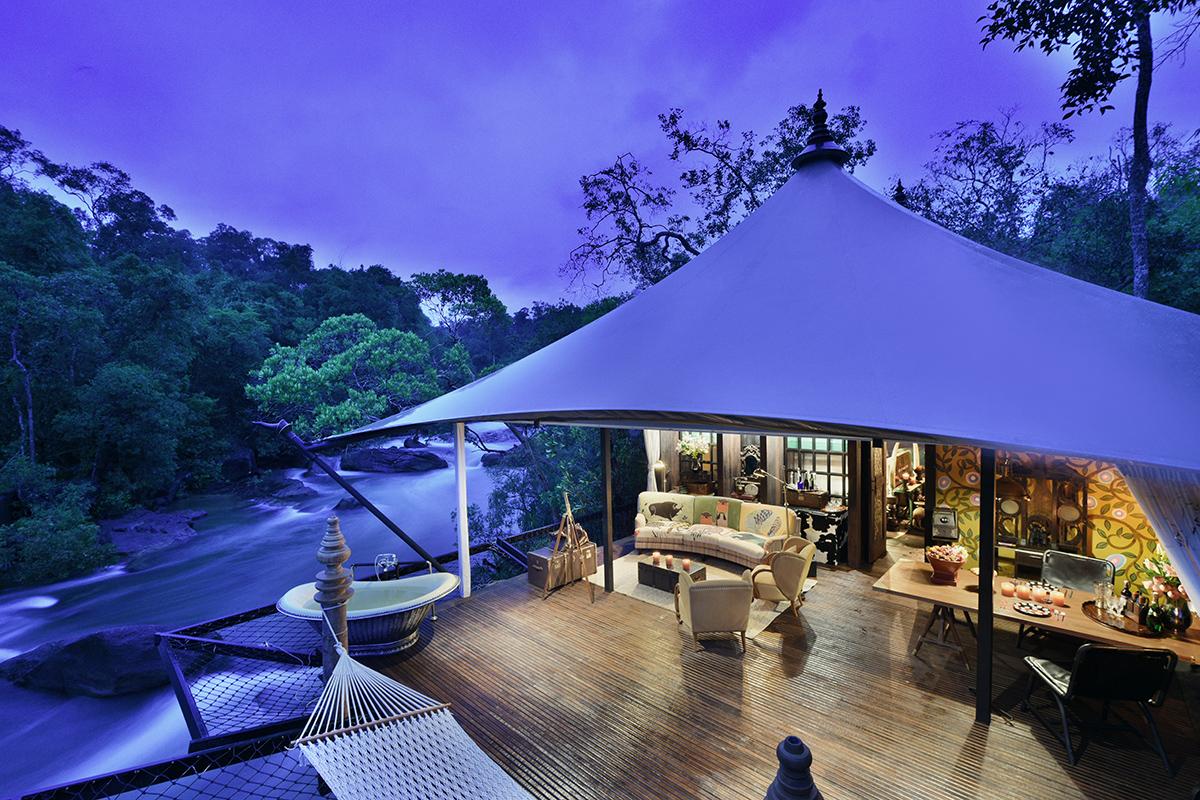glamping tents-tented camp resorts-nha bat dang leu-Shinta 2