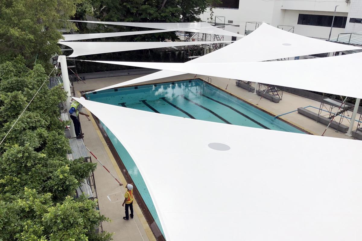 thiet ke va thi cong mai che bat cang ho boi_tensile fabric roof swimming pools_sail shades_TSSC5